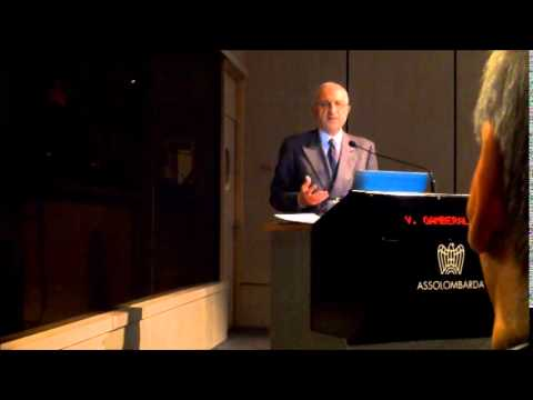 Vito Gamberale: How can we develop infrastructures in Italy?
