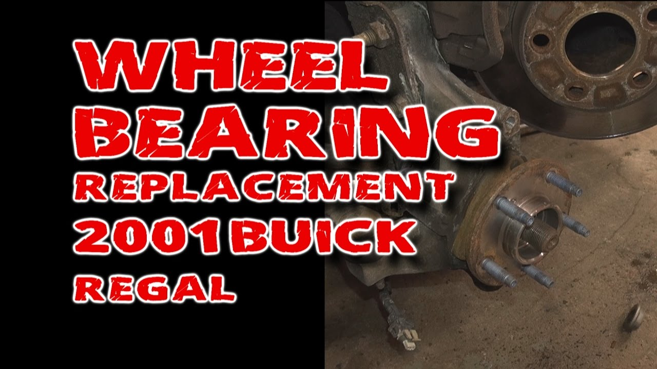 Buick Regal: Wheel Replacement