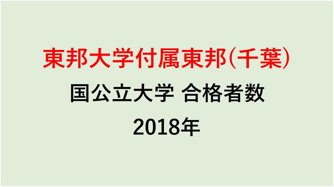 合格 発表 大学 東邦