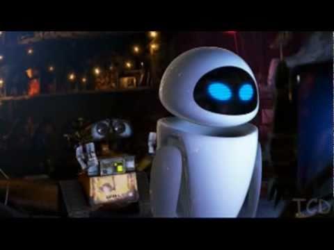 WALL-E watching
