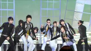 U-Kiss - Talk to me, 유키스 - 톡 투 미, Music Core 20090418