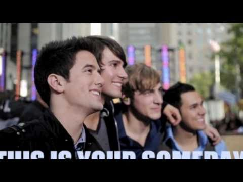 Big Time Rush This is Our Someday video