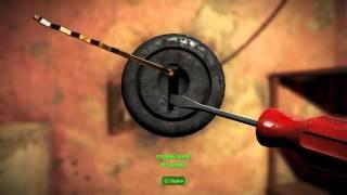 Fallout 4 - Бесконечный взлом замков накопление опыта