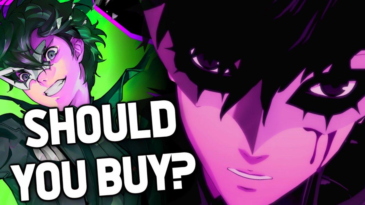 Should You Buy Persona 5 Strikers?