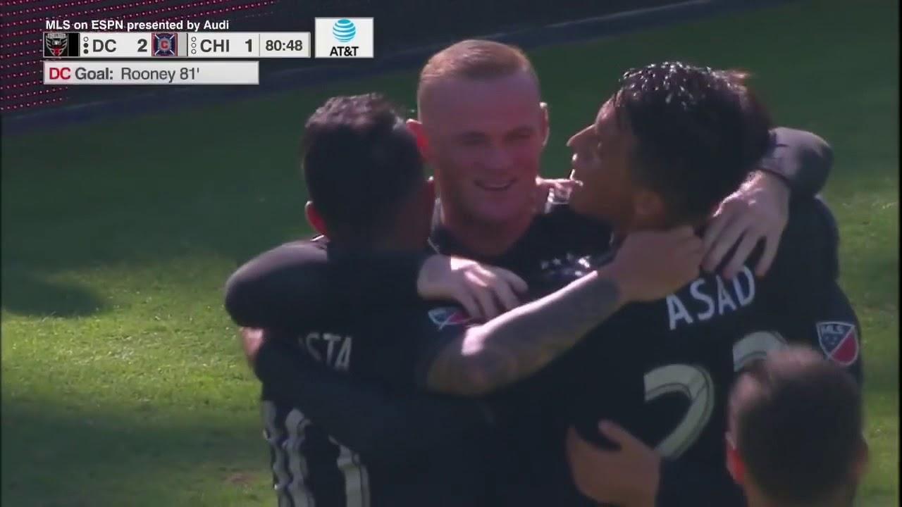 All goals Rooney for Dc United. Все голы Руни за ДиСи Юнайтед! МЛС