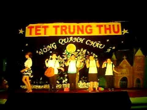 Tet Trung Thu 2009 - Vietnam Dance #1