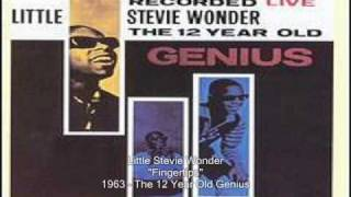 Stevie Wonder - Fingertips (Parts 1 & 2 Live)