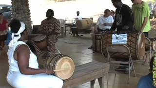 Camp Fareta West African Dance and Drum Camp 2010    an introduction