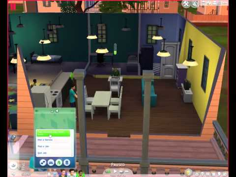 The Sims 4: How to use vacation days - YouTube
