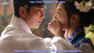 Video Yoseob - Couldn't Cry Because I'm a Man (INDO SUB) (Ruler- Master of the Mask OST Part 1) download MP3, 3GP, MP4, WEBM, AVI, FLV Juli 2018