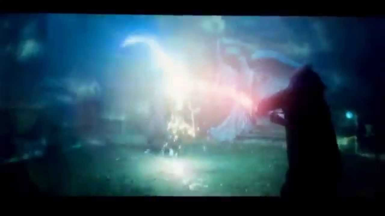 harry potter and the goblet of fire graveyard duel scene
