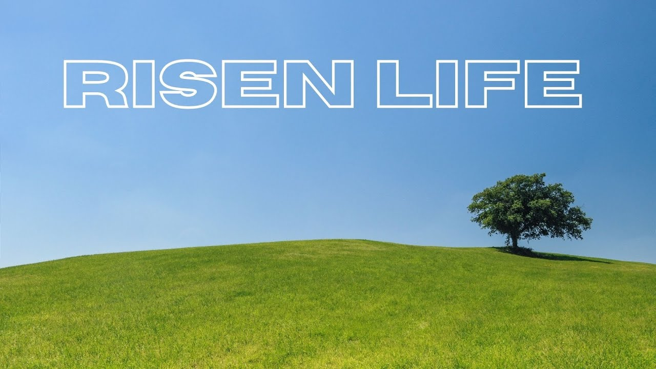 Risen Life: New Life with Christ