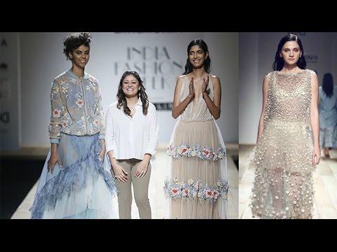 Pallavi Jaipur | Full Show | India Fashion Week | Spring/Summer 2017