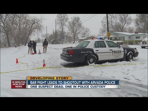 Police-involved shooting in Arvada