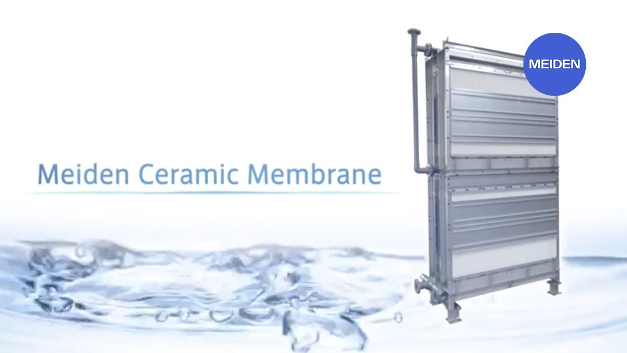 Ceramic flatsheet membrane | Industrial wastewater treatment