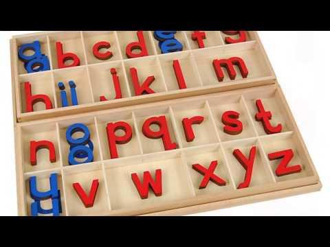 Montessori School Equipment || Educational Montessori Equipment.