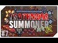 Deathmode Pure Summoner #7 // Calamity Mod Season 4 (Terraria 1.3.5 Modded)