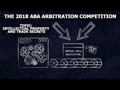 The 2018 ABA Arbitration Competition