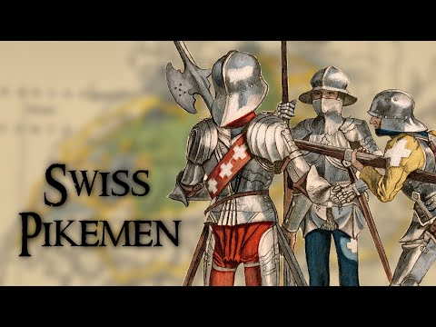 Swiss Pikemen: Greatest Soldiers of Medieval Europe