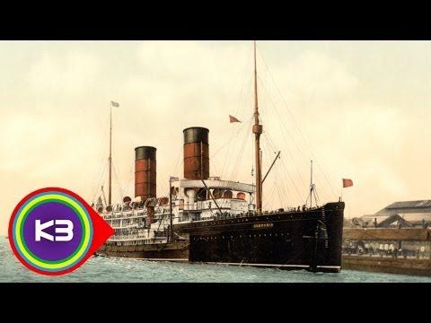 World's Largest Passenger Ships - 19th Century