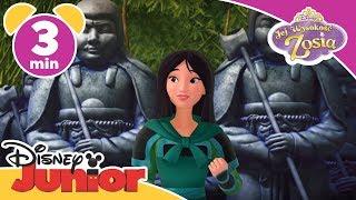 Jej Wysokość Zosia | Mulan pokazuje Zosi, że jest silna