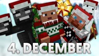 Dansk Minecraft: JULEKALENDER - 4. December