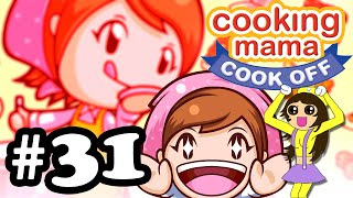 Let's Play Cooking Mama Cook Off #31 Tomato Sauce Farfalle
