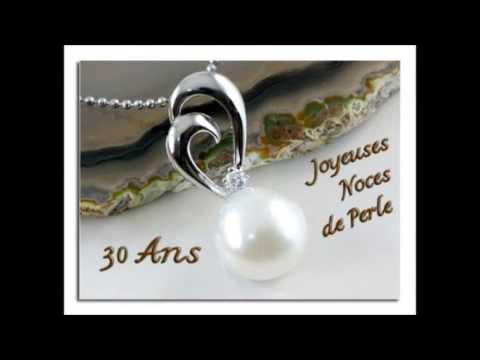 30 ans noces de perle - 30 Ans De Mariage Noce