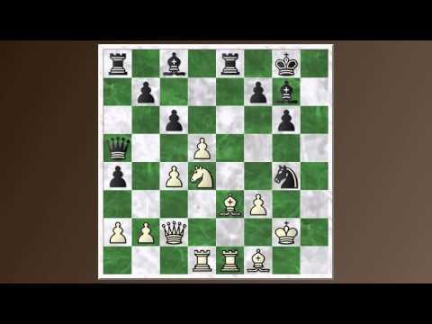 Zurich 1953 round 7: Euwe vs. Gligoric