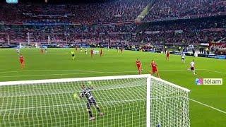 River extendió su gran presente con una goleada ante Independiente