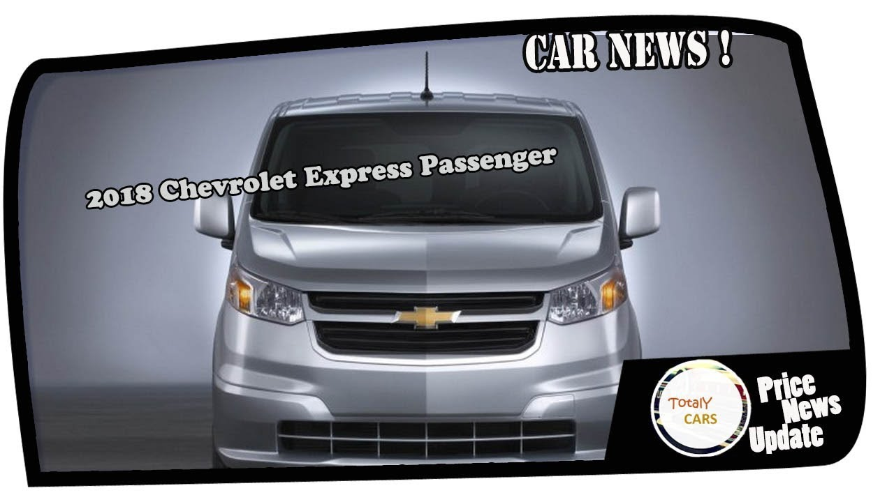 2018 gmc express passenger van. unique van 2018 chevrolet express passenger price u0026 spec in gmc express passenger van