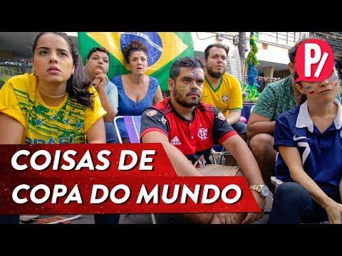 COISAS DE COPA DO MUNDO | PARAFERNALHA