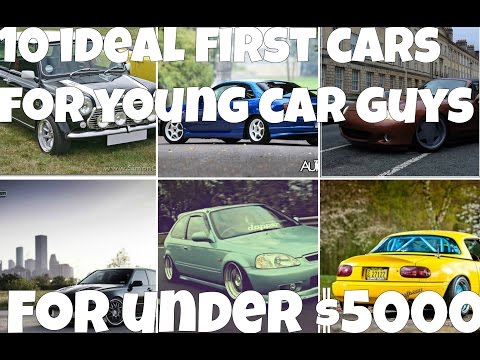 10 Ideal Tuner Cars For Under $5000