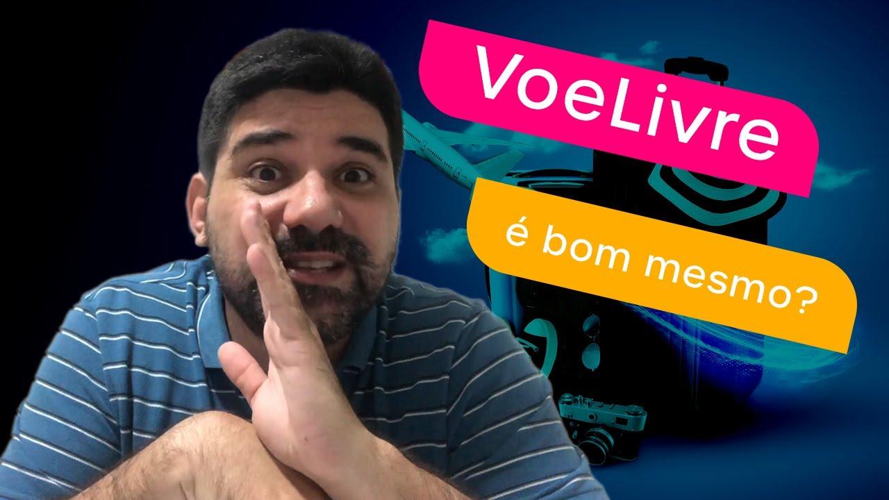 Esse aplicativo VoeLivre faz muita diferença na minha vida de um viajante - Allan Costa