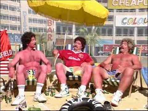 Harry Enfield  The Scousers Visit The Beach
