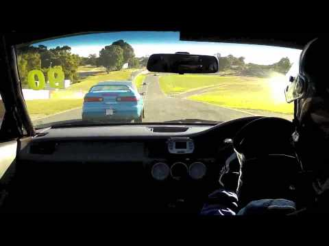 Race 3 Improved Production at Barbagallo Raceway  27th May 2012