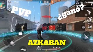 PVP contra integrante del clan AZKABAN