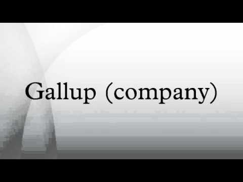 Gallup (company)