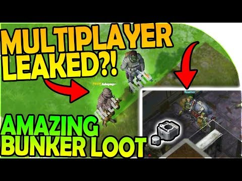 MULTIPLAYER LEAKED?! - AMAZING BUNKER LOOT + ENGINE PARTS - Last Day On Earth Survival 1.6.7 Update
