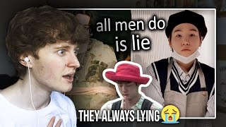 Download THEY ALWAYS LYING! (all men do is lie (ft. BTS) | Reaction/Review)