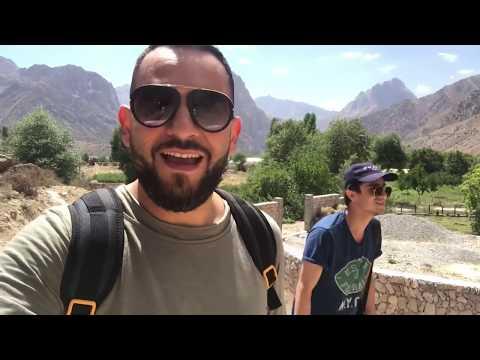 مغامرتي في طاجيكستان غير عن اي بلد سياحي زرته