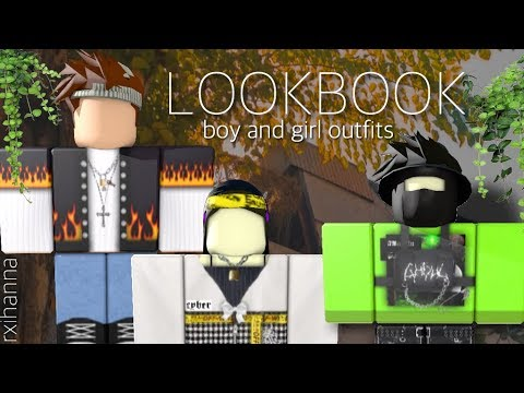 Aesthetic Roblox Outfits Boys And Girls Under 200 Robux Codes