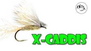 X-Caddis by Fly Fish Food