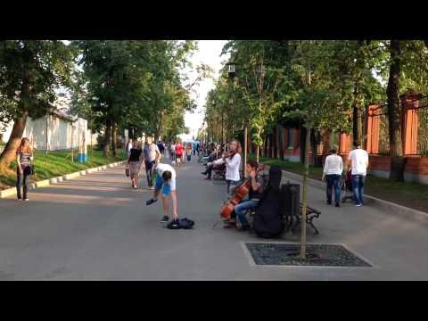 Kazan Parks 1: Gorky Park