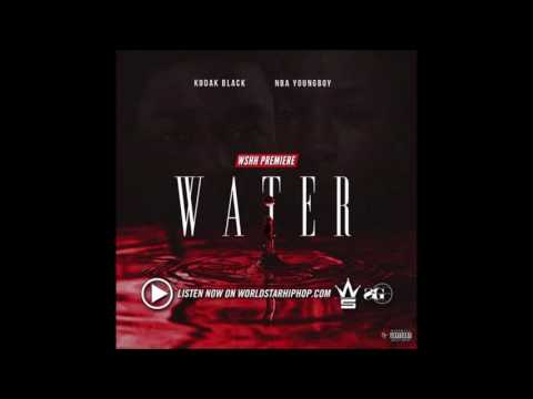 Kodak Black - Water ft. NBA Youngboy (Clean)