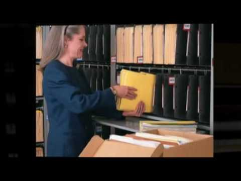Filing Systems Color End Tab File System Shelf - File Conversion Top Tab To Side Tab