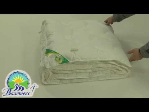 Одеяло в ткани сатин наполнитель эвкалиптовое волокно