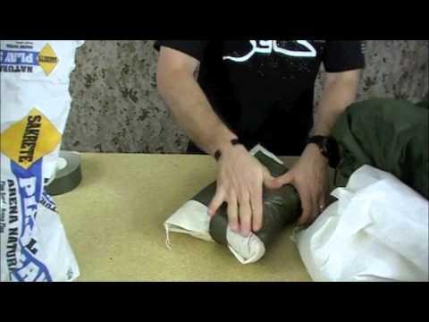 how to make your own sandbag