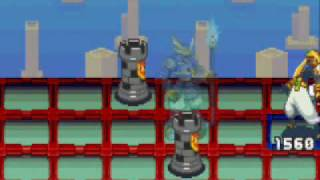 Megaman Battle Network 3 Blue- Serenade Omega