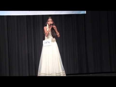 Varsha Madan Keli Kalamela 2017 Solo Song without Karaoke